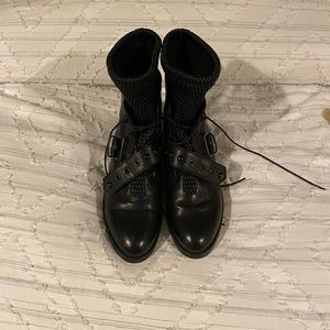 Stuart Weitzman ankle boots!